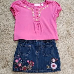 Girls Toddler Outfit